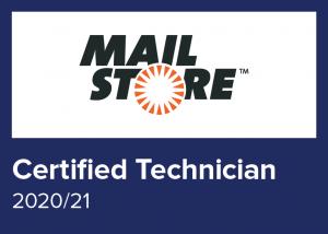 MailStore Certified Technician